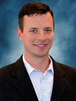 headshot of Ray Stefanski