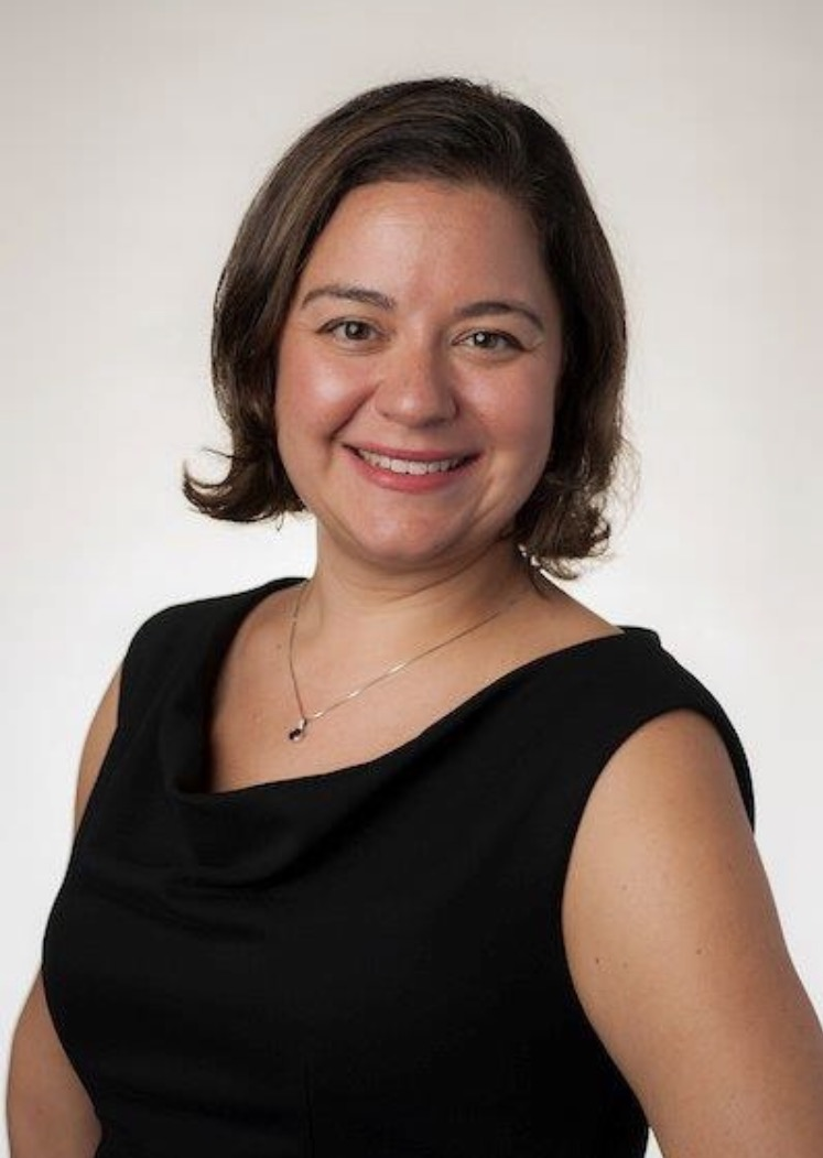 headshot of Marissa Martin