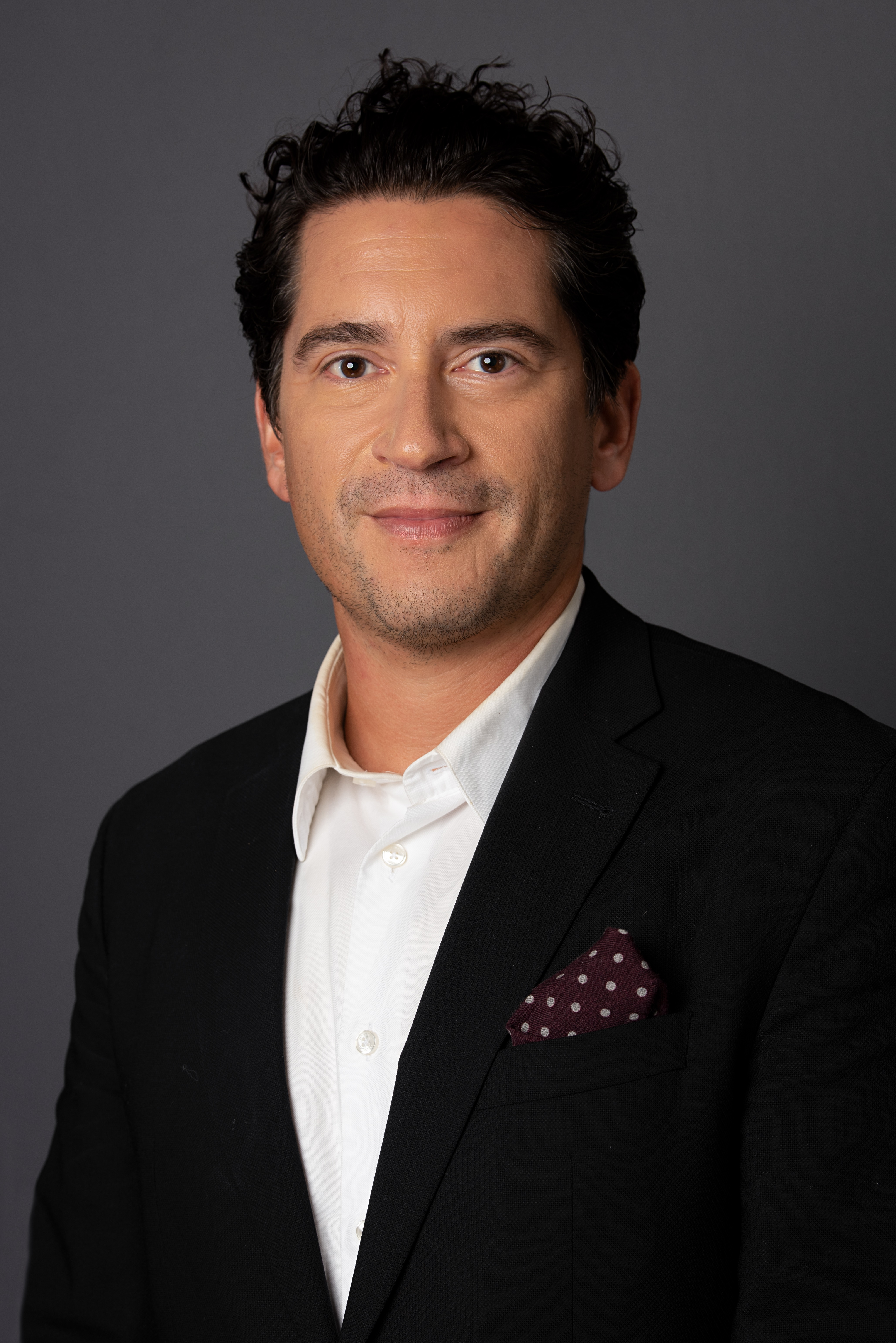 headshot of Marco Salcedo