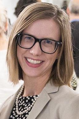 headshot of Jennifer McAdam