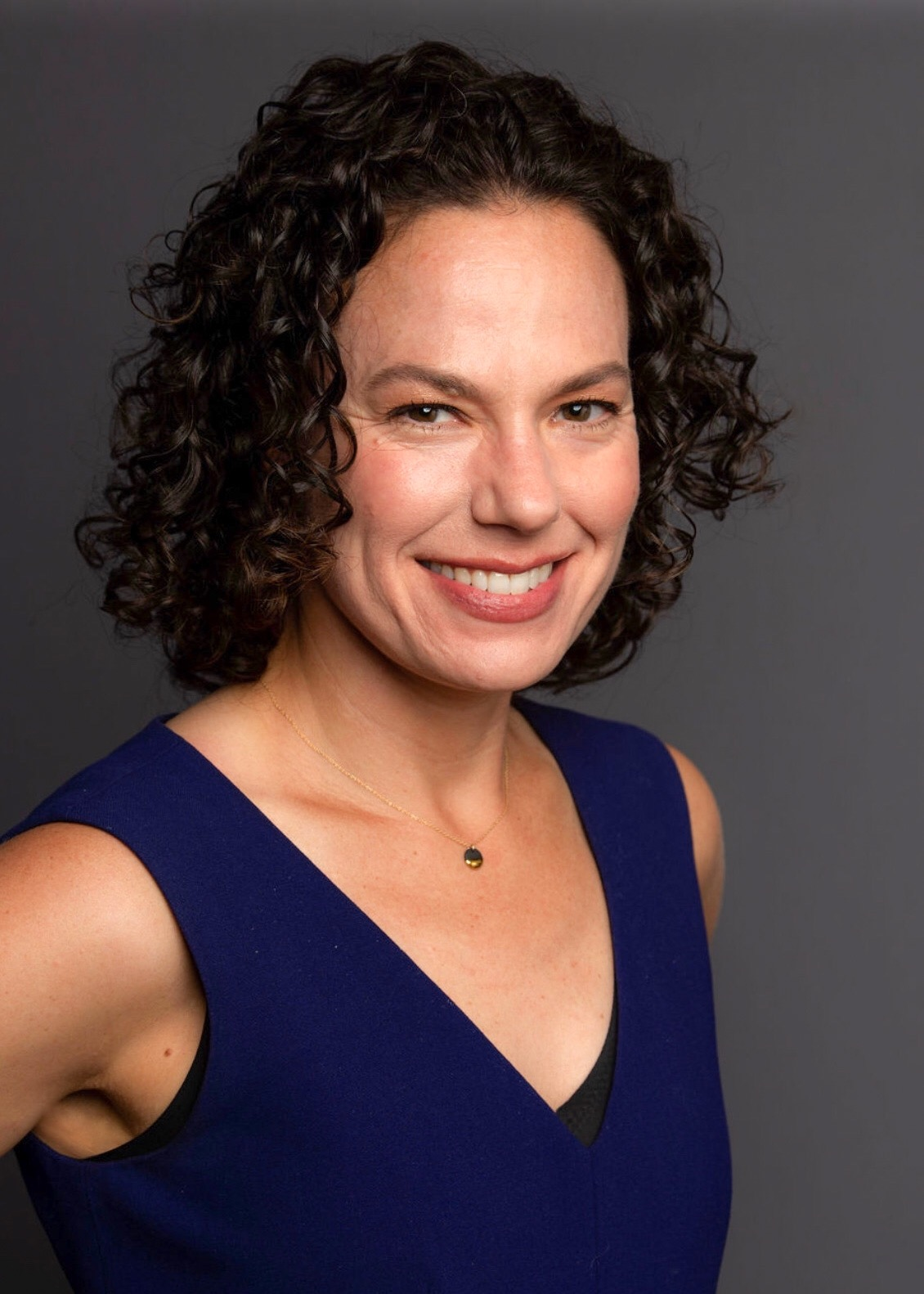 headshot of Rebecca Hirschklau