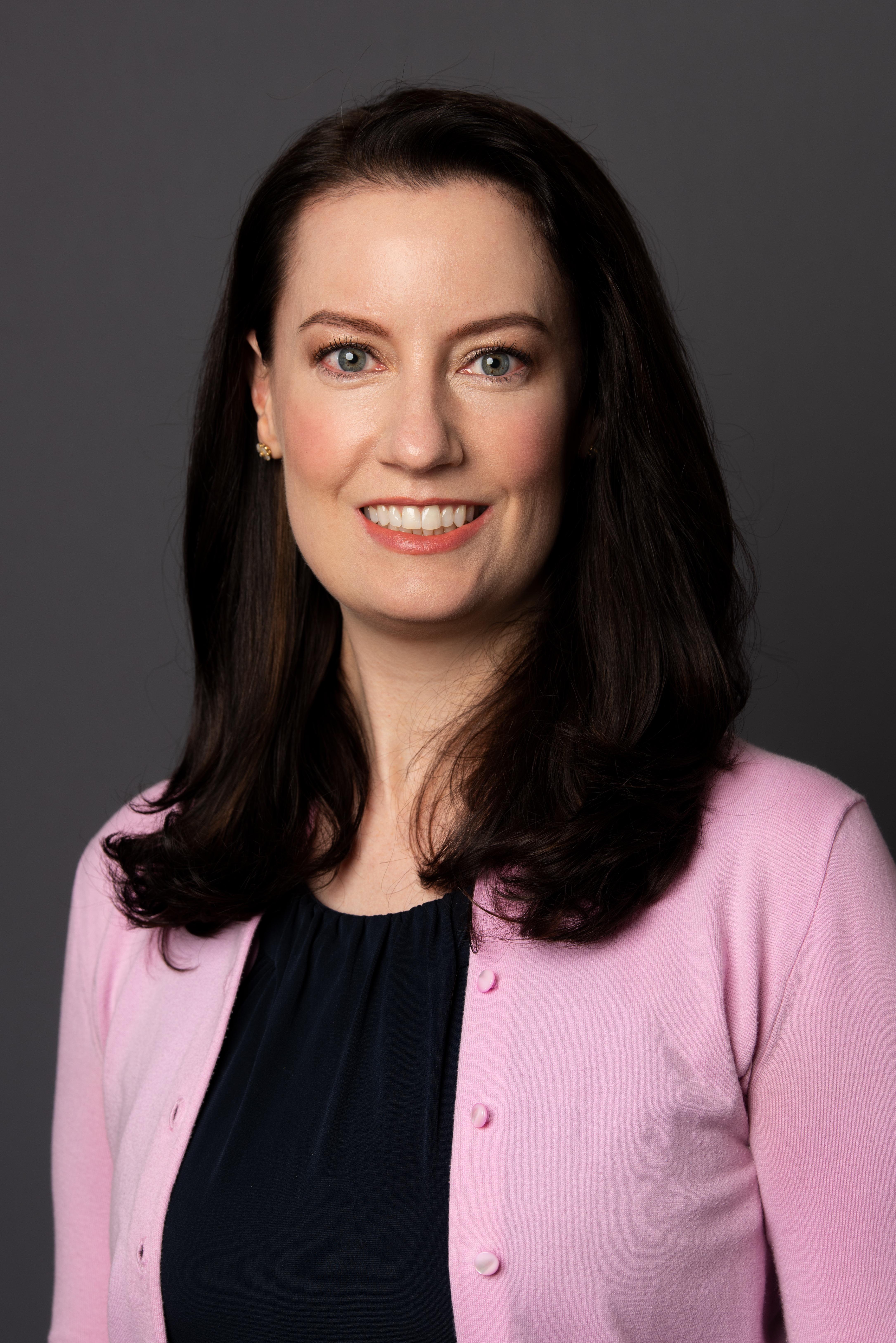 headshot of Kate McMenamy