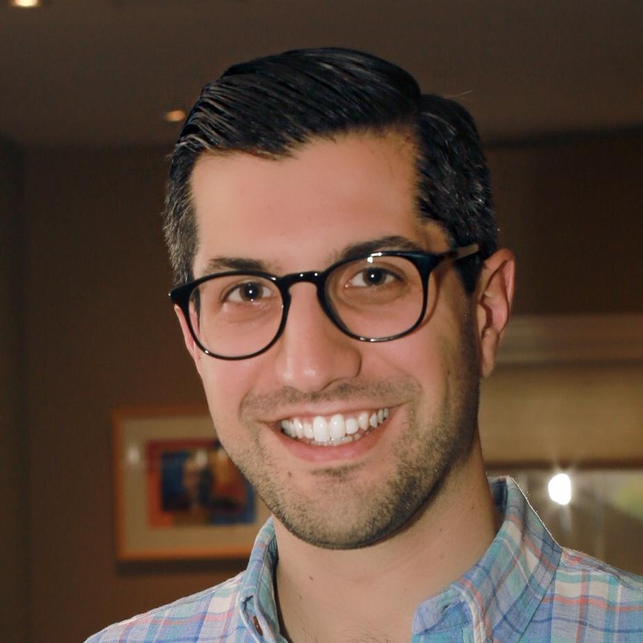 headshot of Alex Aferiat