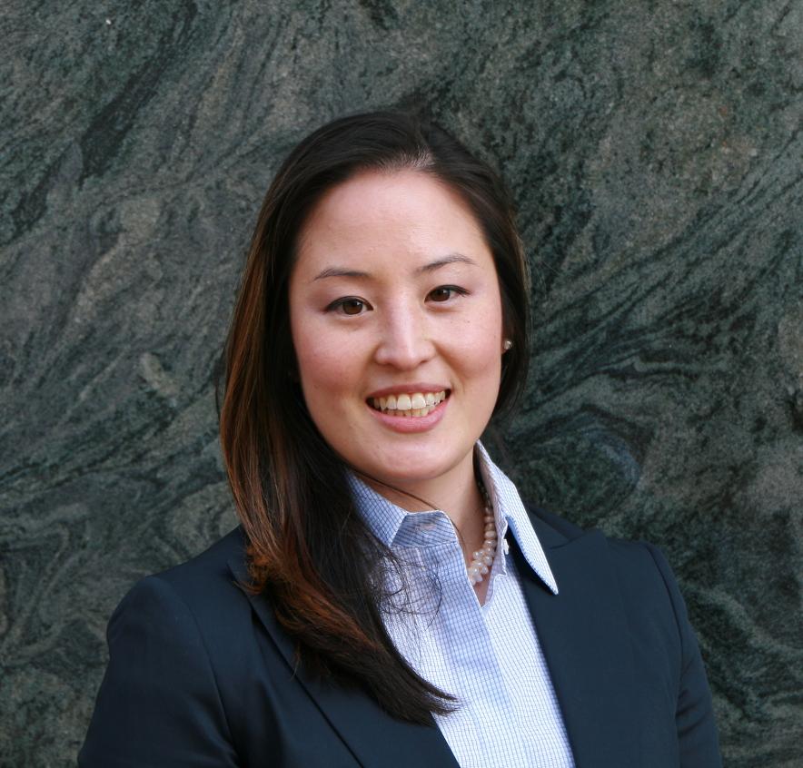 headshot of Amy Yeung