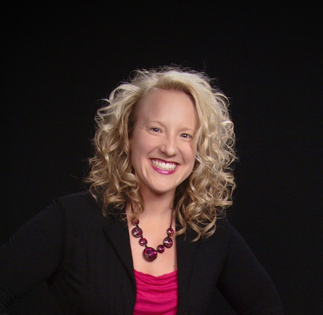 headshot of Karin Simonson