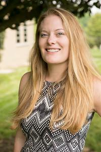 headshot of Kristalyn Loson