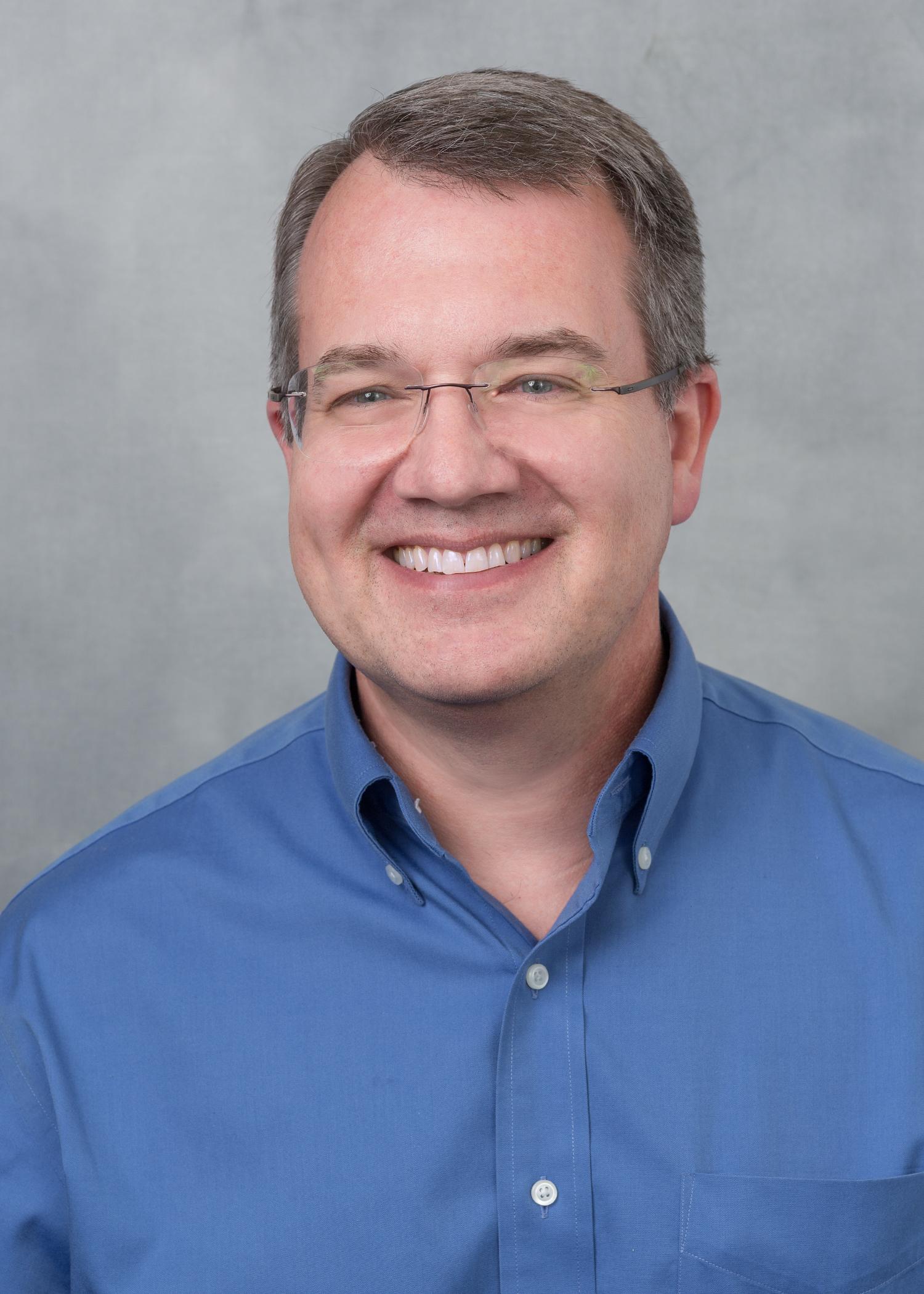 headshot of Kurt Vollert