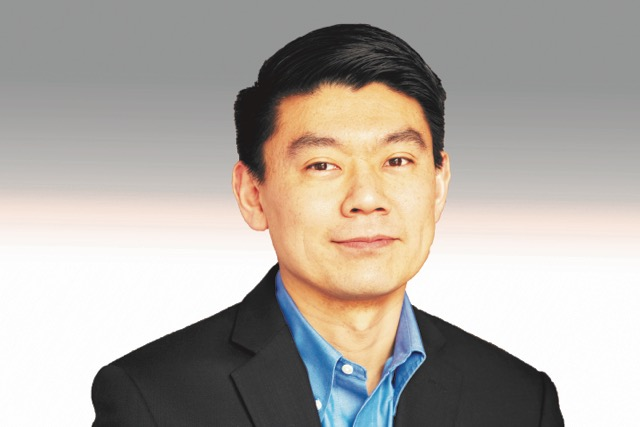 headshot of Leonard Ho