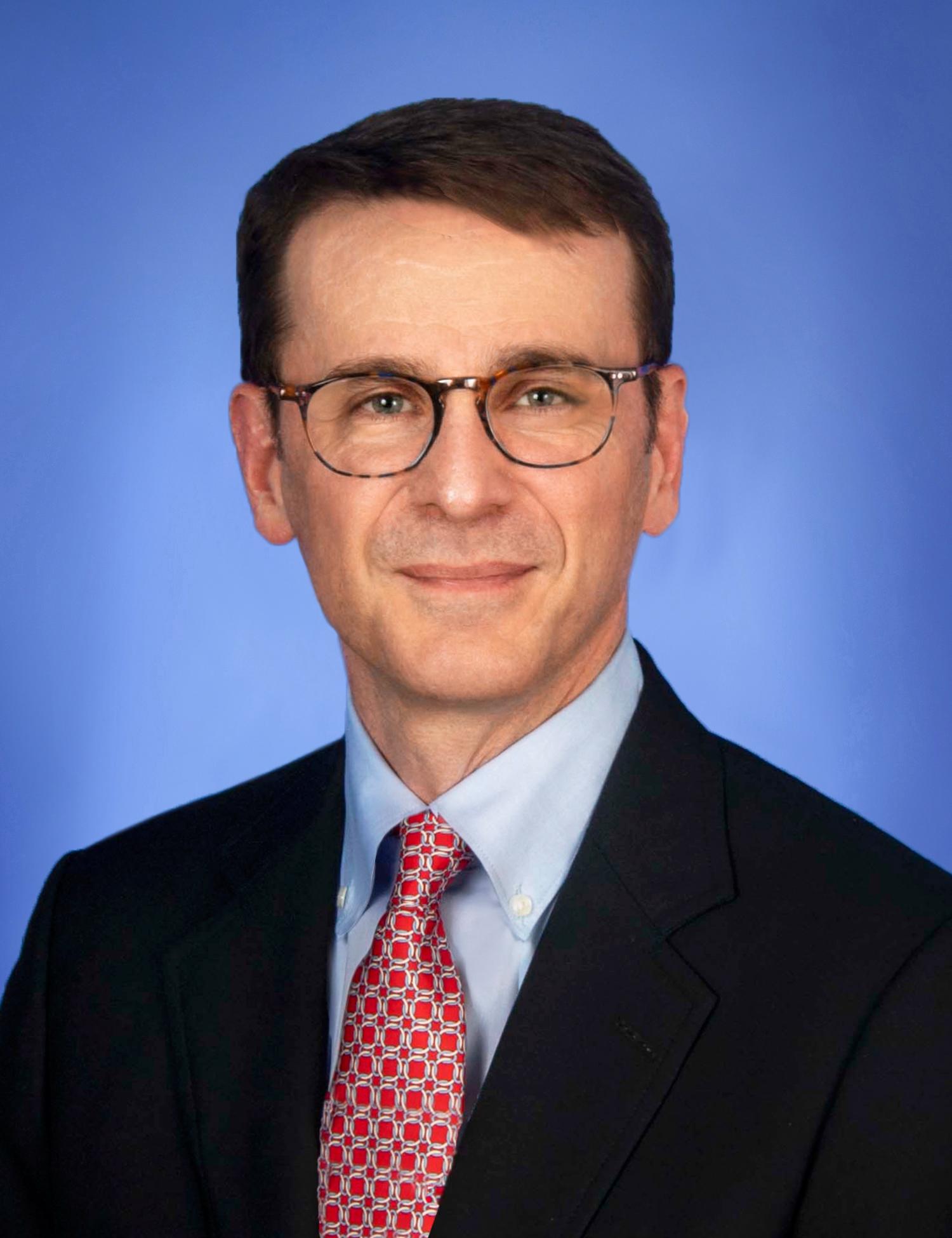 headshot of Mark Rogers