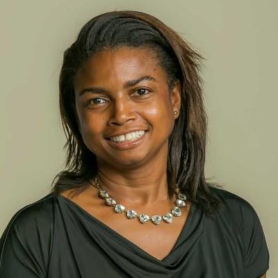 headshot of Kaye Cyrus